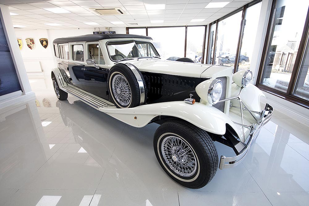 Beauford Limousine Prom Wedding Car Hire