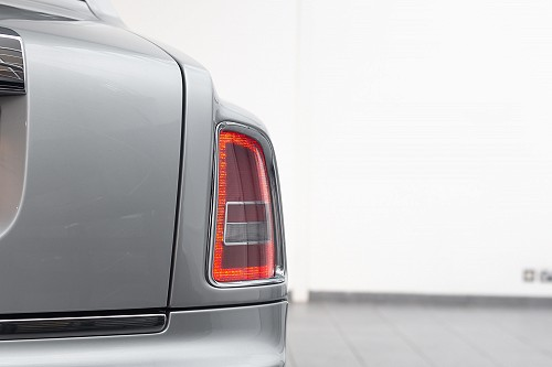 Rolls Royce Phantom Sliver - Rear Light